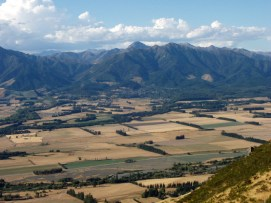Hanmer Springs gets its name from the hotwater percolating from deep in the Hope Fault